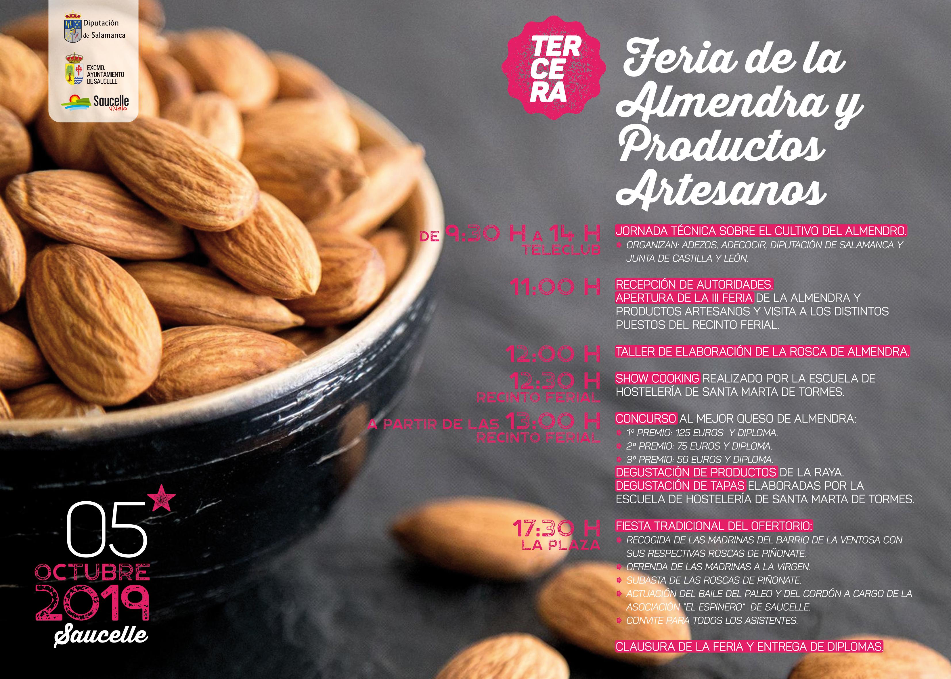 III Feria de la Almendra y Productos Artesanos
